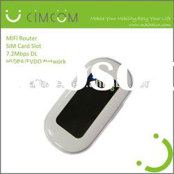 3G Portable Mini Router-Wifi battery Router -MH-R8