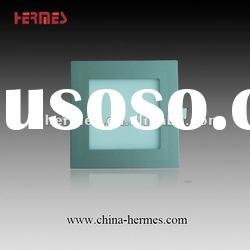 3W 100*100mm Dimmable Slim LED Square Panel Light
