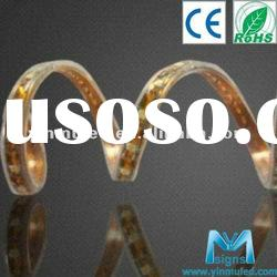 60-chhips/m ultra bright smd flexible strip led light
