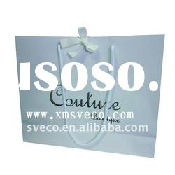 Boutique Printed Paper Shopping Bags