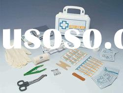 CE / FDA Home/Office/Auto First Aid Kit
