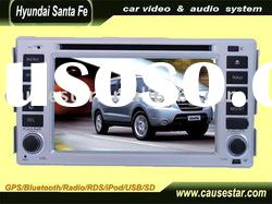 Car DVD Player for Hyundai Santa Fe