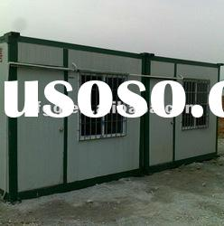 China cheap light steel structure prefabricated house