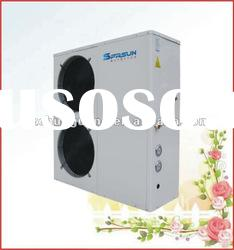 Cooling and heating heat pump air-conditioner