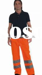 Cotton Work Cargo Pants for Men Hi Viz Workwear Pants Designer Cargo Pants