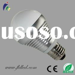E27 dimmable led bulb light 5w