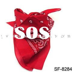 Fashion Cotton Square Scarf