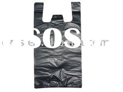 G-002 biodegradable t-shirt plastic bag