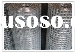 Galvanized wire mesh 15mm ;galvanized welded mesh roll