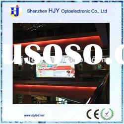HD PH5 airport advertising indoor led panel screen 32*32dot