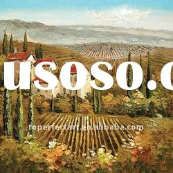 Handmade Tuscan oil painting for wholesale, New design, LOW price