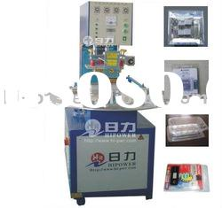 High frequency turntable welding machine for mobile charger blister packing