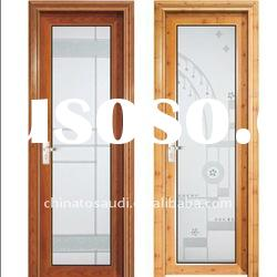 High quality and beautiful aluminium door door aluminum door window