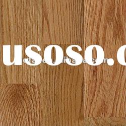 Hong Kong Brand Red Oak Engineered Flooring Oiled Solid Wood Flooring