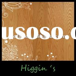 Hong Kong Branded Red Oak Engineered Flooring Oiled Solid Wood Flooring