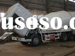 Hot Sale 8CBM Concrete Mixer Truck for Sale