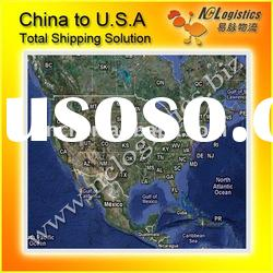 International shipping from china to Columbus,OH