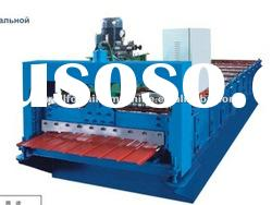 JCX single sheet Roof Cold Roll forming machine
