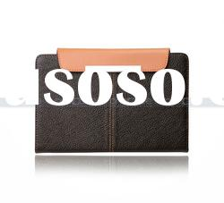 LOGO for free!!! Genuine leather case for Kindle Fire