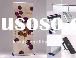 Luxury Droping Roll Up Banner Stand