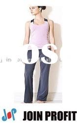 Lycra slim fit yoga wear for women