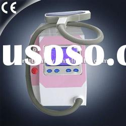 No pain 2011 yag laser lip tattoo removal laser equipment D001