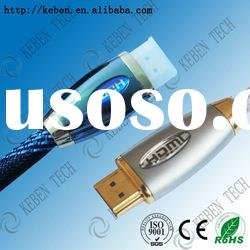 OFC conductor PVC insulation ROHS standard hdmi cable wiring