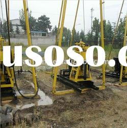 Operated in Afica,High Quality HF150 Drilling rigs, water well drilling rigs
