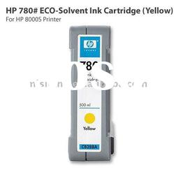Original HP 780 ink cartridge for format printer HP 8000s