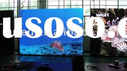 P6 smd 3 in 1 rental led display
