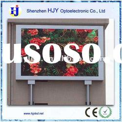 PH10 1R1G1B advertising show outdoor LED display panel