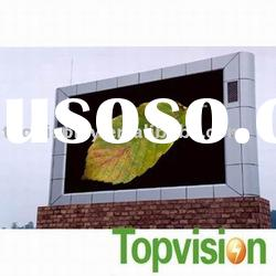 PH16 outdoor video advertising street led display screen