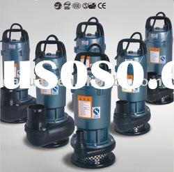 QDX submersible pump,aluminum submersible pump