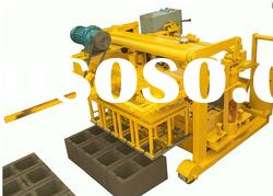 QTJ4-45 high quality concrete brick making machinery