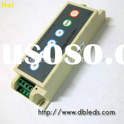 RGB Controller / Dimmer for all color RGB LED Strips