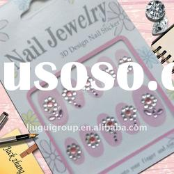 SO HOT! 3D gem/diamond nail sticker
