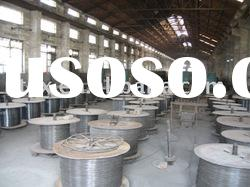 STEEL WIRE ROPE Galv/ Bright/Plastic coated