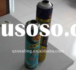 Tinplate aerosol spray can