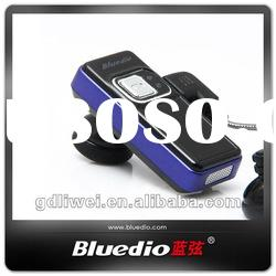 Universal Mobile phone Bluetooth headset Handsfree Blueio AVF2--Blue color