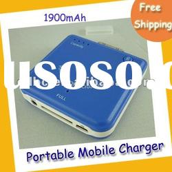 Universal Portable Mobile Charger,Portable Power Station for iPhone, Mobile Phone/Mp3/Mp4