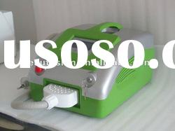 Vertical Q Switch ND-YAG laser tattoo removal beauty equipment (JS-Q006)