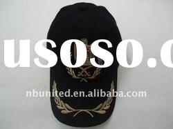 baseball cap with metal buckle