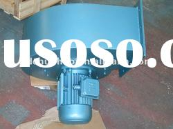 centrifugal fans for offshore platform use