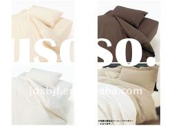 coral fleece home and hotel bedding set