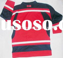 custom sublimation ice hockey jerseys