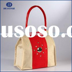 fashion souvenir bags with long handle