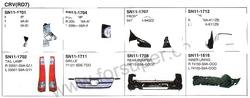 for HONDA CRV (RD7) auto lamp and body parts