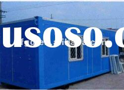 high quality light steel structure prefabricated house