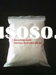highly activated bleaching earth for plant oil filtration