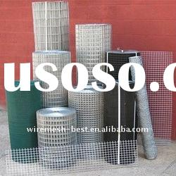 hot-dipped galvanized welded wire mesh roll supplier